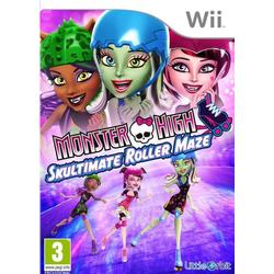 Monster High / Labyrinth / Skaten [Software Pyramide] / [Nintendo Wii]