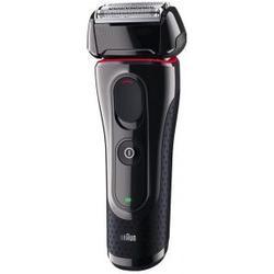 Braun Series 5 Elektrischer Rasierer 5030s, schwarz/rot