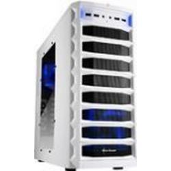 Sharkoon Rex 8 Value Midi-Tower PC-Gehäuse (ATX, 4x 5,25 externe, 4x 2,5/3,5/5,25 interne, 2x USB 3.