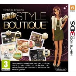 New Style Boutique / Nintendo Selects / [3DS]