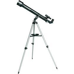 Bresser Optik Linsen-Teleskop Arcturus 60/700 Azimutal Achromatisch, Vergrößerung 50 bis 150 x