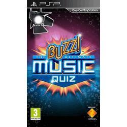 BUZZ! / Das ultimative Musik / Quiz [Essentials] / [Sony PSP]