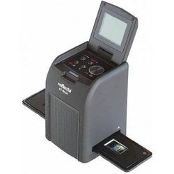 Reflecta X7-Scan Diascanner, Negativscanner 3200 dpi Staub- und Kratzerentfernung: Software Display,