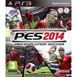 Software Pyramide PS3 Pro Evolution Soccer 2014