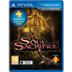 Soul Sacrifice (PlayStation Vita)
