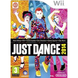 Just Dance 2014 [Nintendo Wii]