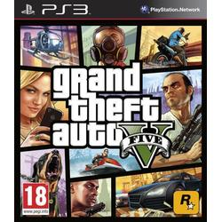 Grand Theft Auto V (Sony® Ps3)