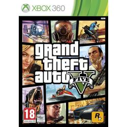 GTA - Grand Theft Auto 5 Xbox 360 (Blu-ray Disc)