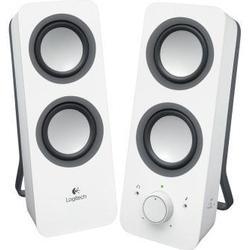 Logitech Lautsprecher »Z200 Multimedia Speakers snow white«