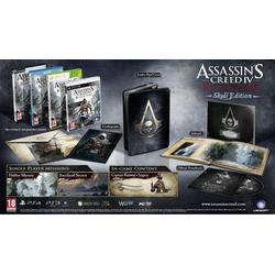 Assassin's Creed 4: Black Flag / The Skull Edition (Jumbo Steelcase) [AT / PEGI] / [PlayStation 3]
