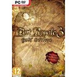 Port Royale 3 - Gold Edition [PC]