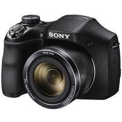 Digitalkamera Sony DSC-H300 20.1 Mio. Pixel Opt. Zoom: 35 x Schwarz