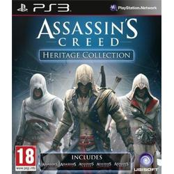 Assassin's Creed Heritage Collection / [PlayStation 3]