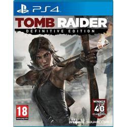 Tomb Raider: Definitive Edition / Standard Edition / [PlayStation 4]