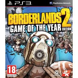 Borderlands 2 Game of The Year (Sony PS3)