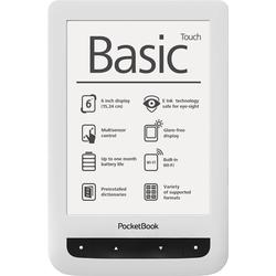 PocketBook eBook-Reader 15.2cm (6 Zoll) Basic Touch 2 Schwarz