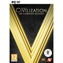 Sid Meiers Civilization V - The Complete Edition (Software Pyramide) (PC)
