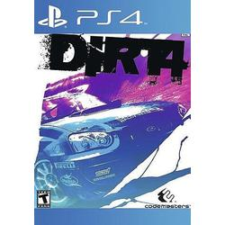DiRT 4 Day One Edition PS4 USK: 6
