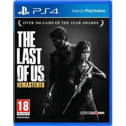The Last of Us Remastered (Sony Ps4) (Sony Ps4)