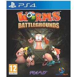 Worms Battlegrounds (SONY® PS4)