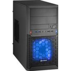 Sharkoon MA-M1000 schwarz µATX-MidiTower