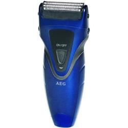 AEG Herrenrasierer HR 5627 anthrazit 2-fach-Schersystem Akkubetrieb Wet & Dry