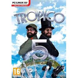 Tropico 5  / Game of the Year Edition [PC]
