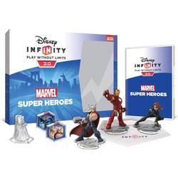 Disney Infinity 2.0: Marvel Super Heroes Starter/Set / [Playstation 3]