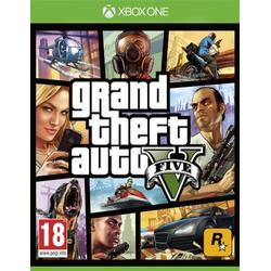 Grand Theft Auto V (GTA5) (Xbox ONE)