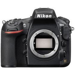 Nikon Gehäuse D810 schwarz