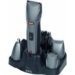 AEG K�rper-Haarschneider BHT 5640, dunkelgrau/schwarz