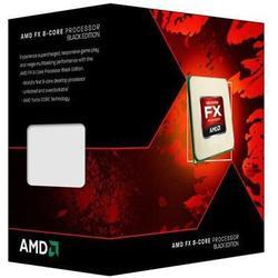 AMD FX-9590 (8x 4.7GHz) 8MB Black Edition (Vishera) Sockel AM3+ (o. K�hler)