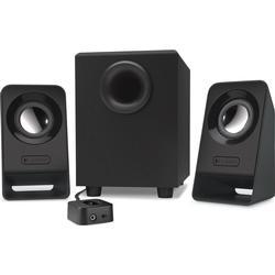 Logitech Z213 schwarz 2.1 System