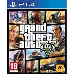 Grand Theft Auto V / [PlayStation 4]