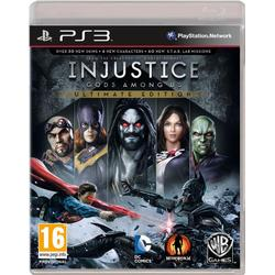 Injustice / Ultimate Edition / [PlayStation 3]
