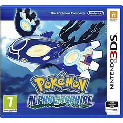 3DS - Pokémon Alpha Saphir