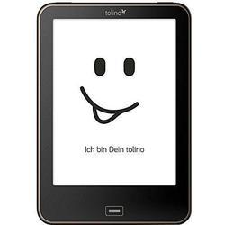 TOLINO vision 4 HD 6 Zoll 8 GB e-Book Reader Schwarz