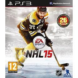 Software Pyramide PS3 NHL 15