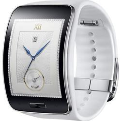 Samsung SM/R7500ZWAXEO Smart Watch Gear S R750 weiß