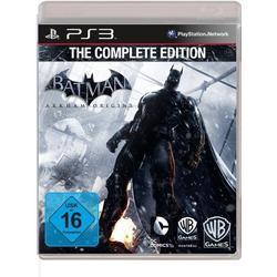 Batman: Arkham Origins / Complete Edition / Steel Box / [Playstation 3]