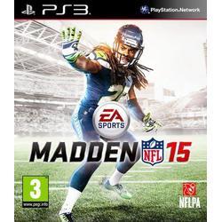 MADDEN NFL 15 / [PlayStation 3]