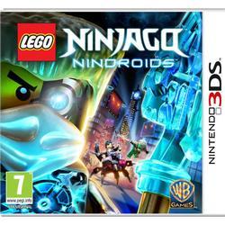 LEGO Ninjago Nindroids [Nintendo 3DS]