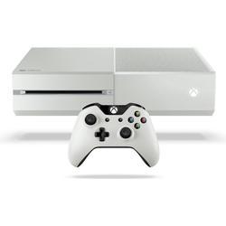 Microsoft Xbox One 500 GB inkl. Quantum Break weiß (Xbox One)