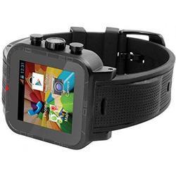 iconBIT Callisto 300 Smart Watch rot B-Ware Leichte Gebrauchsspuren