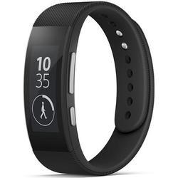 Sony Mobile SWR30 SmartBand Talk Fitness/ und Aktivitätstracker Armband Kompatibel mit Android 4.4+ Smartphones / Weiß