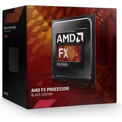AMD FX-8320E (8x 3.2GHz) 8MB Black Edition (Vishera) SockAM3+ BOX