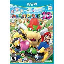 Mario Party 10 / Nintendo Selects / [Wii U]