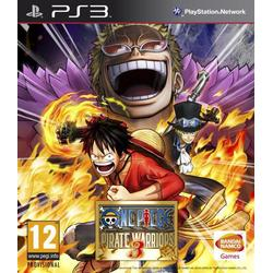 One Piece Pirate Warriors 3 German Edition - PS3