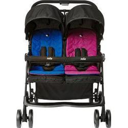 Joie Zwillingsbuggy Aire Twin Liqourice