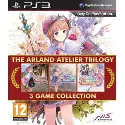 The Arland Atelier Trilogy German Edition - PS3